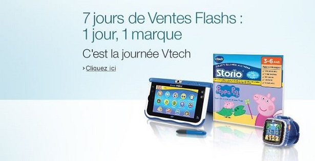 vente flash jouets amazon