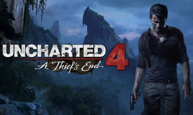 uncharted 4 sur ps4