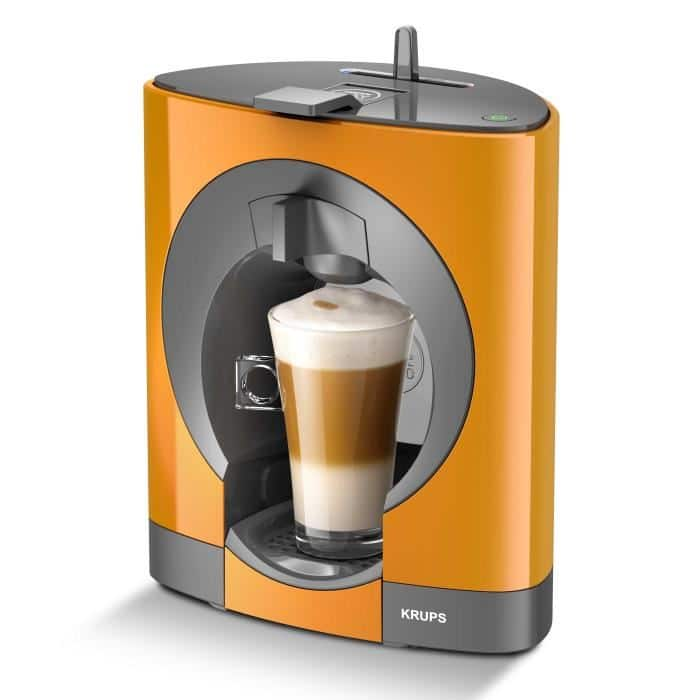 Machine Dolce Gusto Oblo Orange gratuite