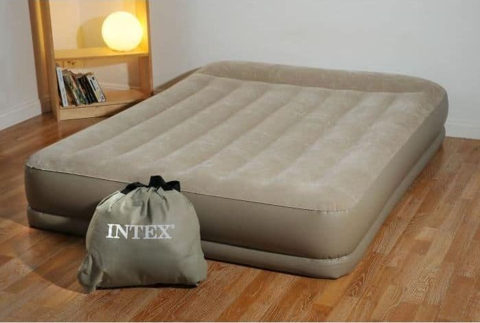 meilleur matelas gonflable 2 personnes awesome destockage intex matelas gonflable rest bed x cm. Black Bedroom Furniture Sets. Home Design Ideas