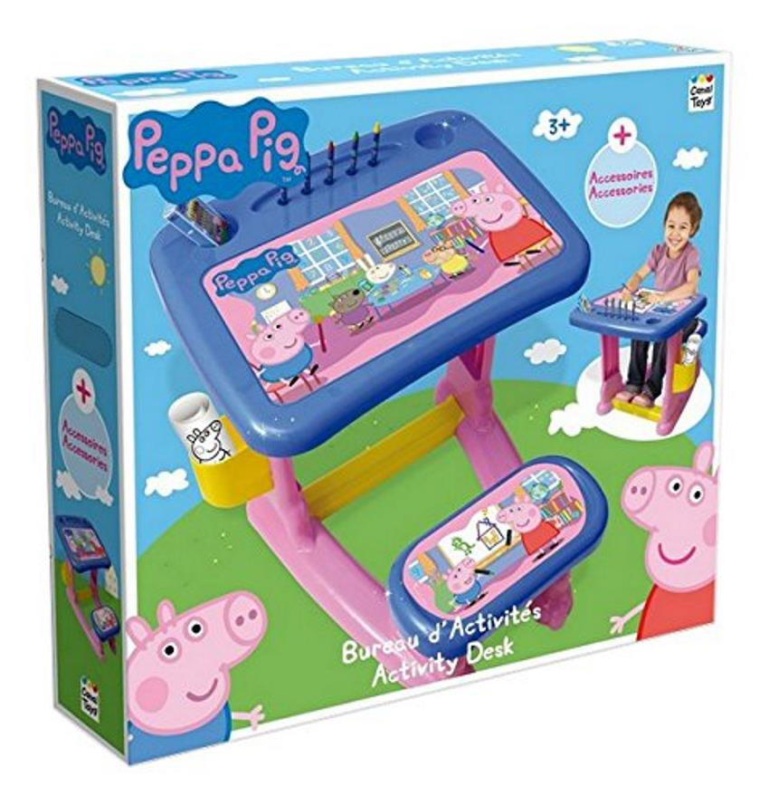 Bureau Peppa Pig à 18,09 € sur amazon