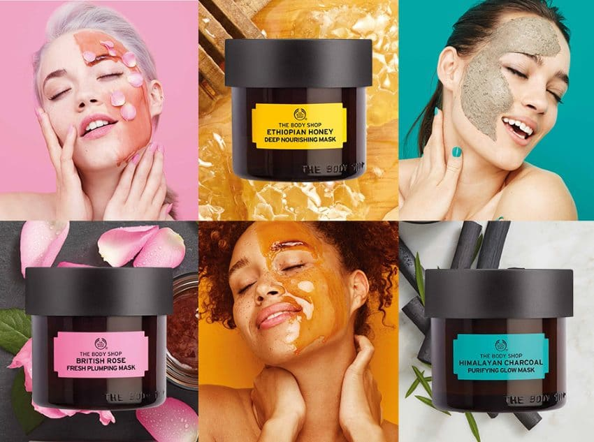 2000 masques experts The Body Shop offerts en test
