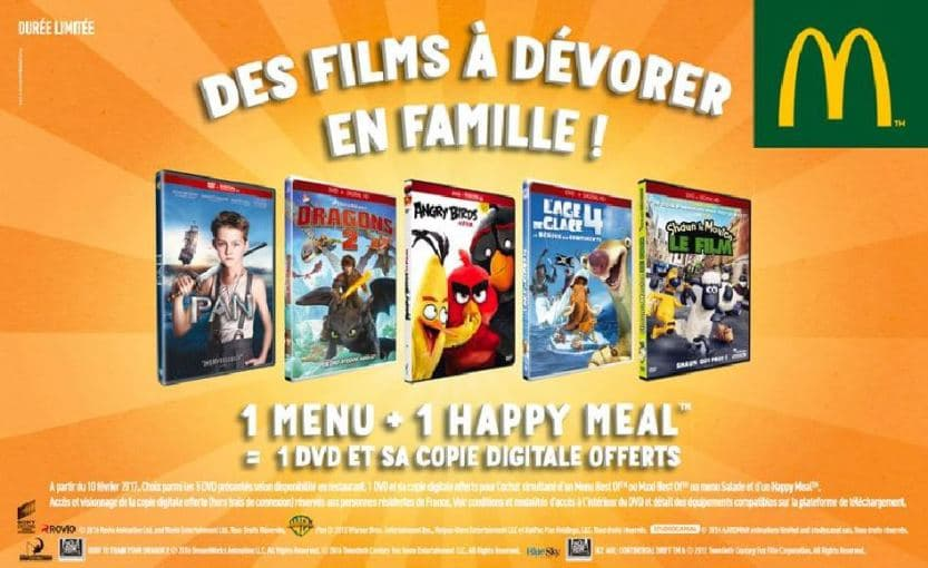 offre dvd mco offerts février 2017