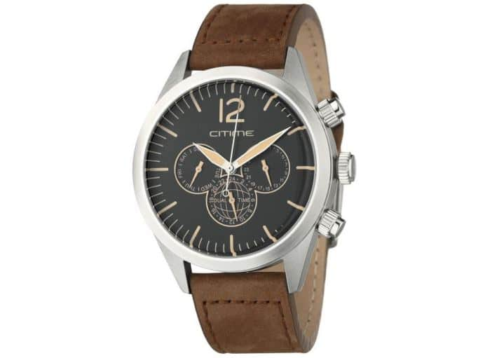 montre quartz citime