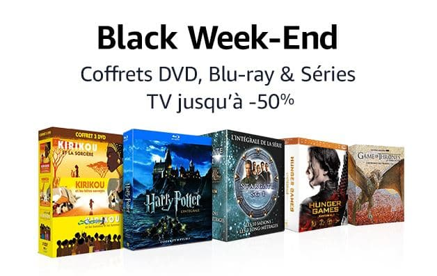 black week-end amazon