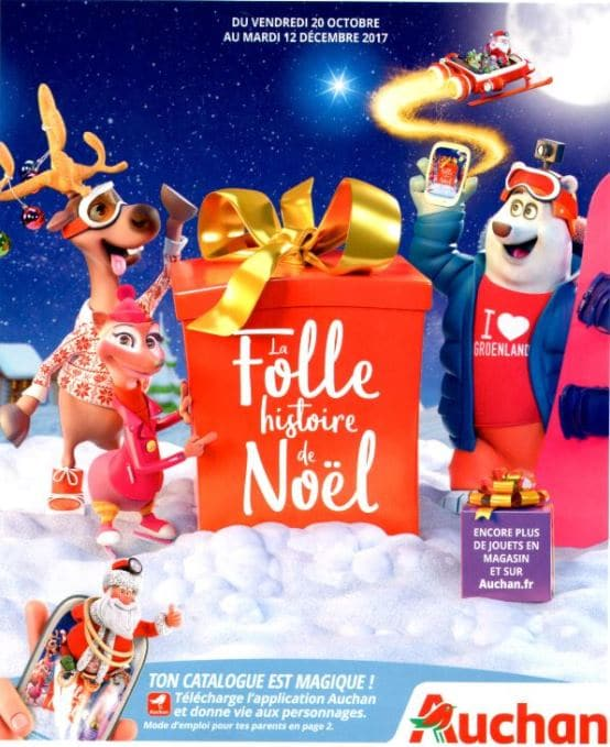 catalogue de noel 2018 auchan Catalogue Auchan Noël 2017 : Jouets en promotion catalogue de noel 2018 auchan