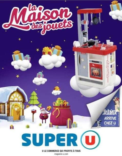 catalogue super u noël 2017