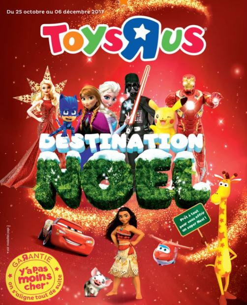catalogue noel 2018 toy s rus Catalogue Toysrus jouets Noël 2017 à consulter en ligne catalogue noel 2018 toy s rus