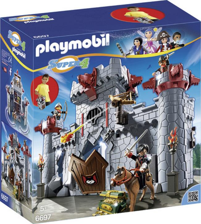 citadelle playmobil transportable