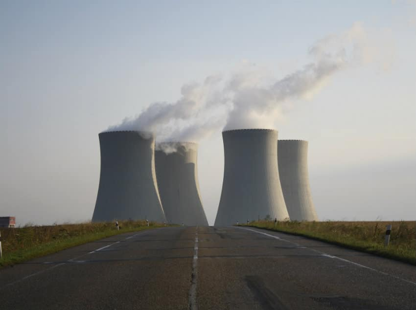 edf stoppe 5 reacteurs nucleaires