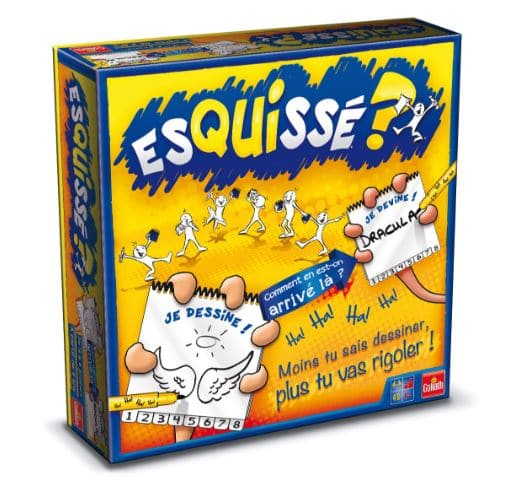 esquissé goliath