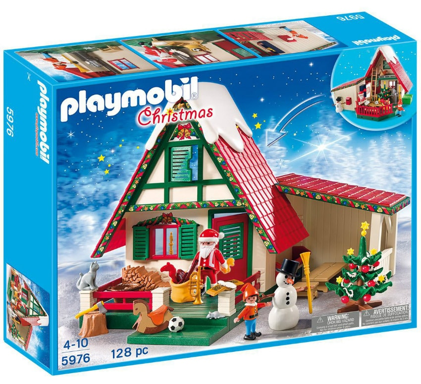 calendrier de l 39 avent playmobil offert au choix pour 2 boites achet es. Black Bedroom Furniture Sets. Home Design Ideas