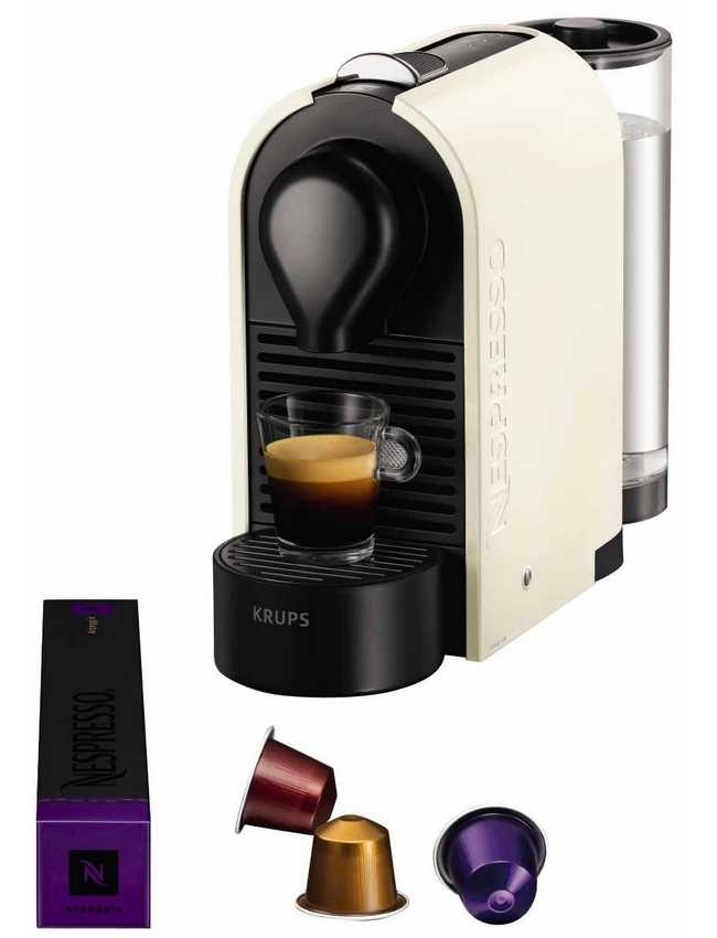 Une machine à café Krups Nespresso à -77% chez Amazon