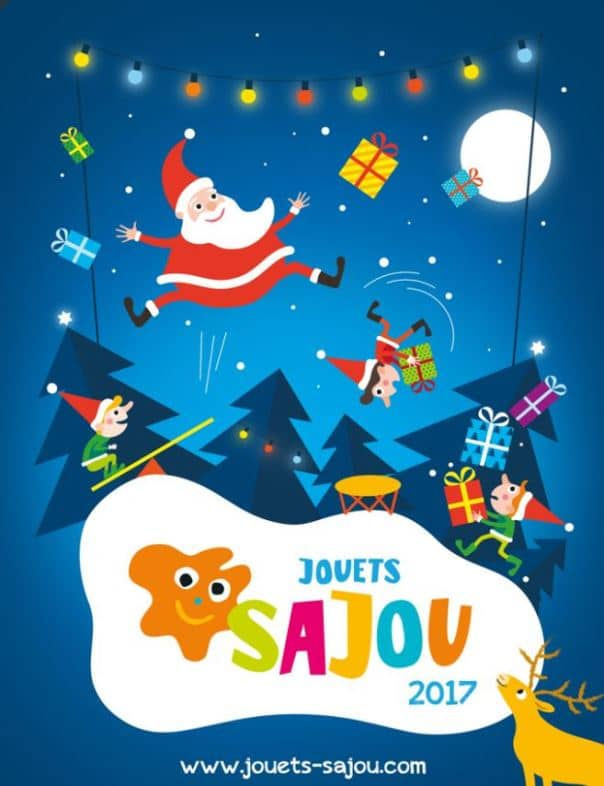 catalogue jouets sajou noël 2017