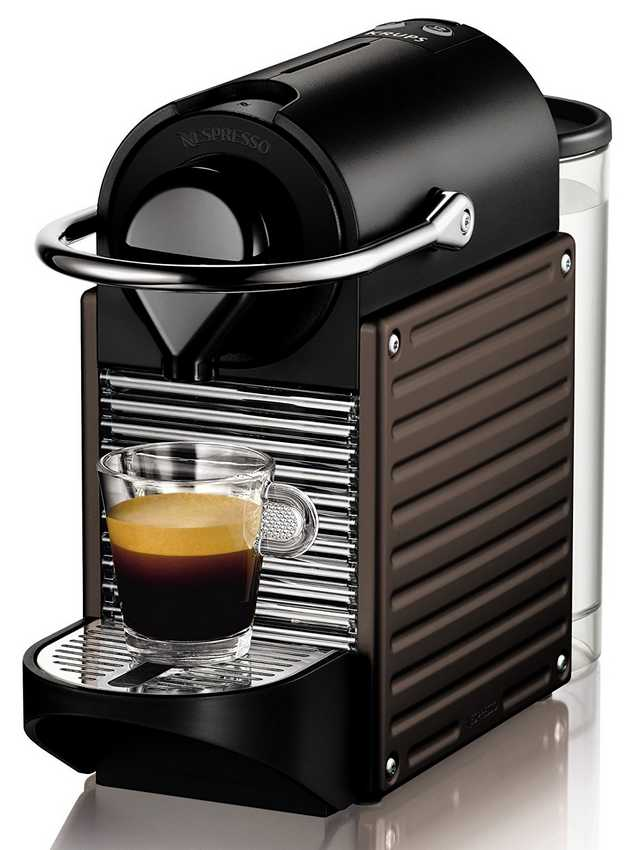 Une machine Nespresso Pixie à 35€ chez Amazon