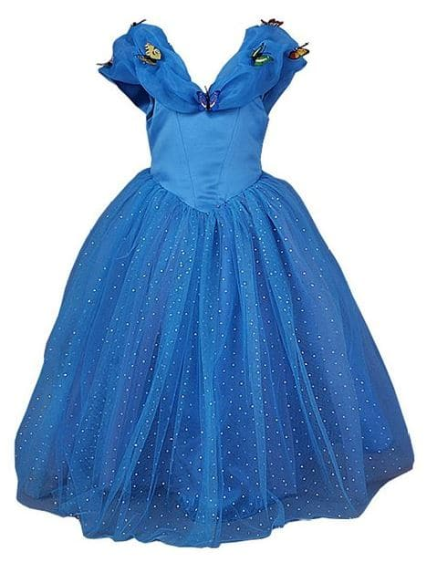 robe cendrillon sur amazon