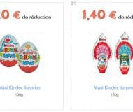 Coupon de reduction a imprimer carrefour market