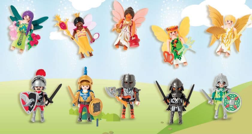 Playmobil Halloween Quick.Quick Playmobil Figurines Offertes Dans La Magic Box 4 A 7 Ans