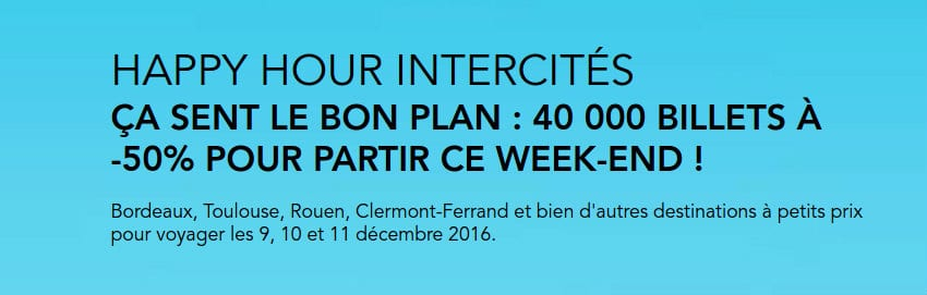 vente flash billets sncf intercites moitie prix