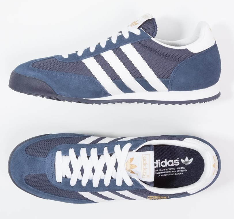Baskets basses Adidas Originals Dragon à 35 € chez Zalando