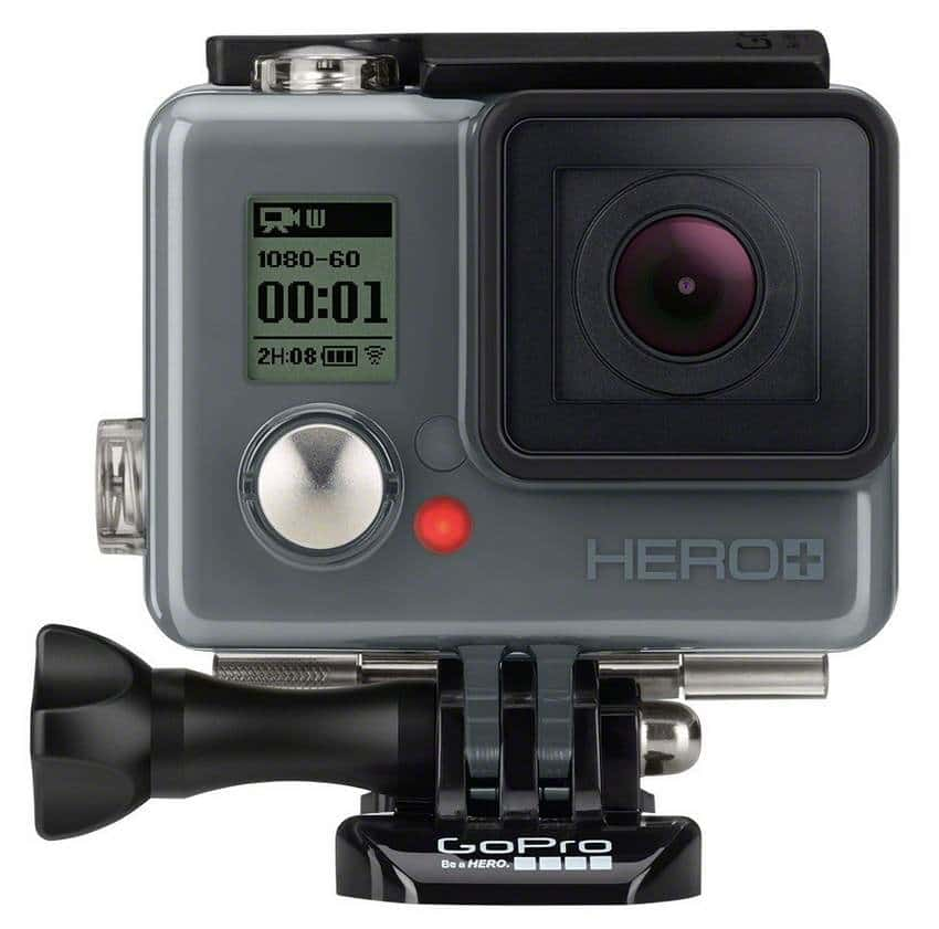 GoPro Hero+ LCD à -61% chez Amazon