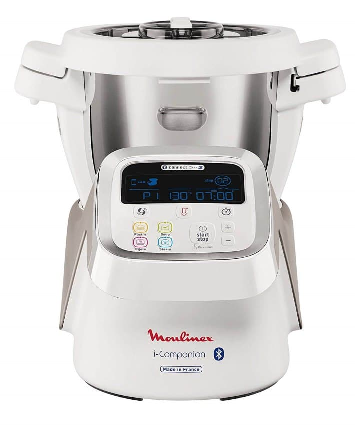 Le robot multi-fonctions MOULINEX i-Companion à 599 € sur Amazon Italie