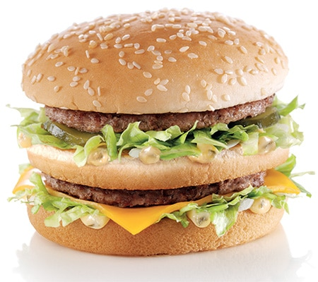 Le Big Mac à 2€ chez McDonald's