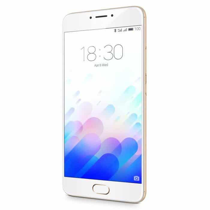 meizu m3 note 32 go or blanc pas cher cdiscount