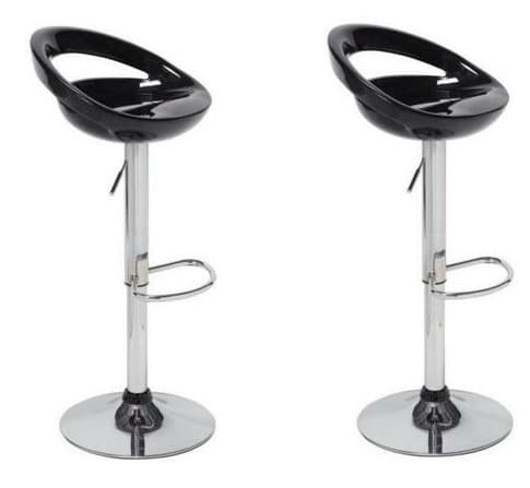 Cdiscount ensemble de 2 tabourets de bar moon 39 99 - Tabouret de bar cdiscount ...