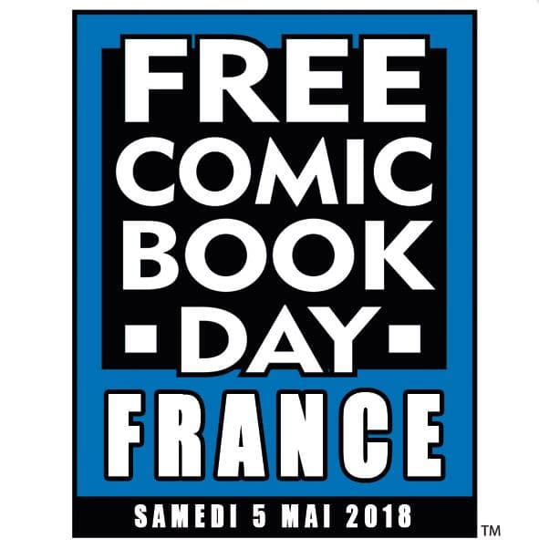free comic book day france 2018
