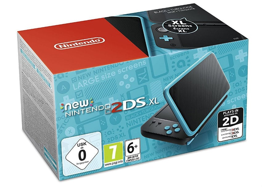 nintendo new 2ds xl precommandes