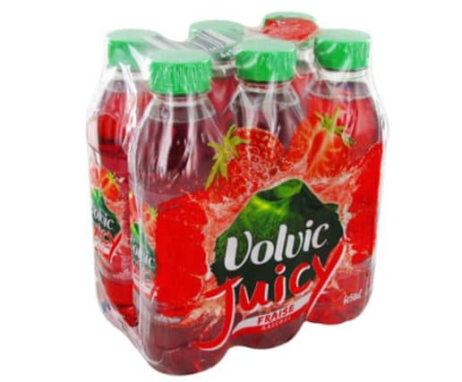 Un pack de Volvic Juicy gratuit via une ODR