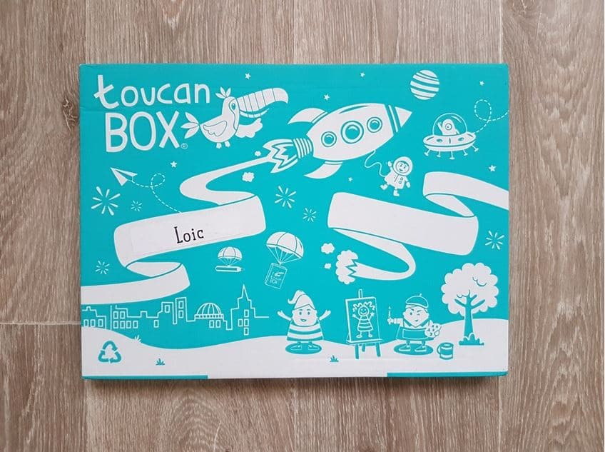 Kit Toucan Box offert