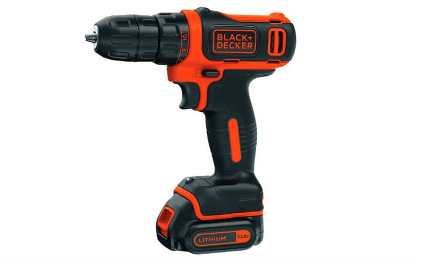 visseuse sans fil black & decker