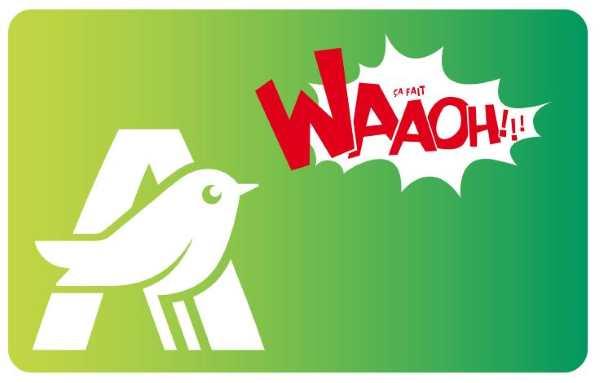Bon d'achat de 10€ offert sur présentation de la carte de fidélité Auchan