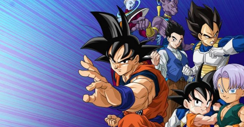dragon ball serie televisee d animation