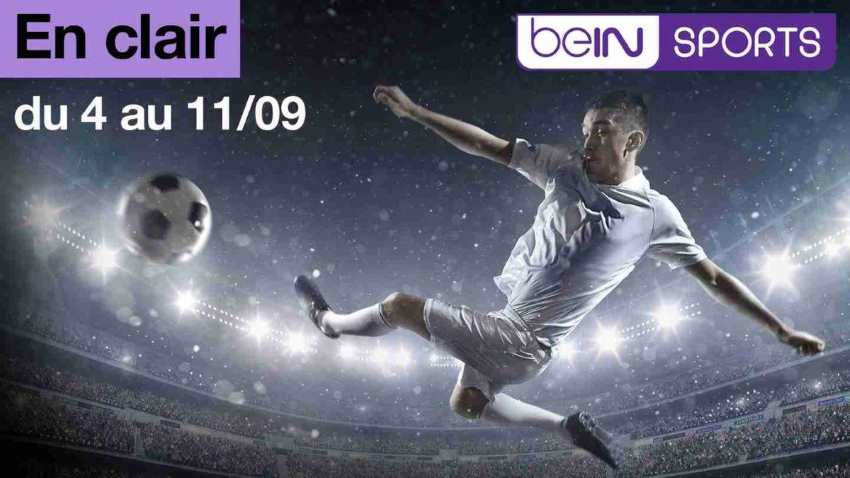 beIN sports gratuit sur Orange TV
