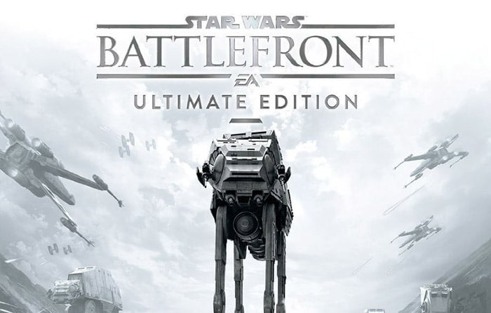 Star Wars Battlefront Édition Ultime à 4,99 € sur le PlayStation Store