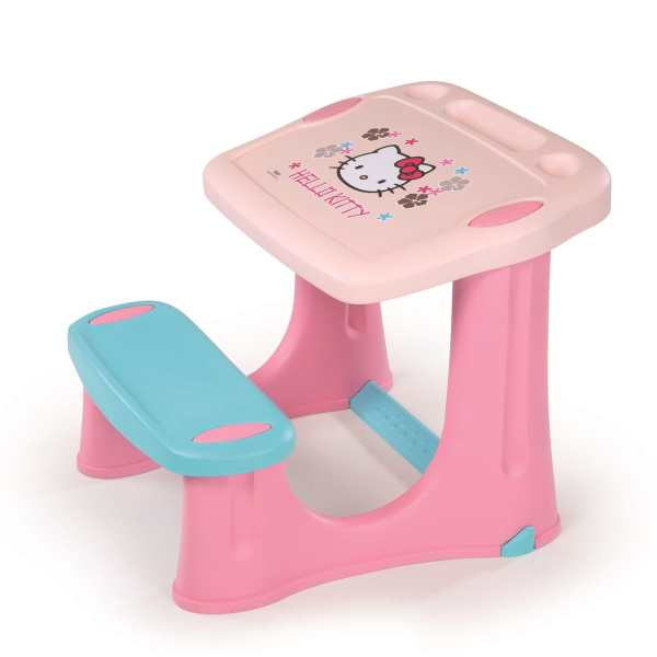 auchan bureau smoby hello kitty pour enfant 15 99. Black Bedroom Furniture Sets. Home Design Ideas