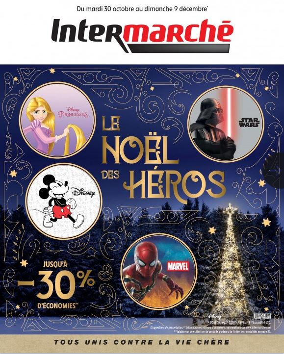 catalogue jouets intermarche noël 2018