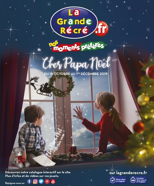 Catalogue La Grande Récré noël 2019
