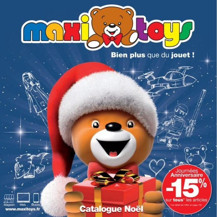 catalogue noel 2018 date Catalogue Maxitoys Noël 2018 début Octobre à fin Novembre catalogue noel 2018 date
