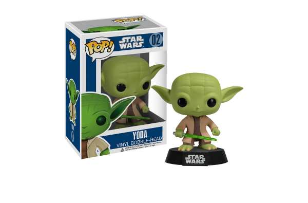Figurines Funko Pop Star Wars ou Marvel dès 5 € sur le site Auchan