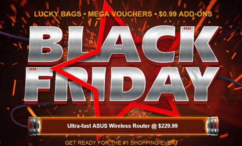 Black Friday Gearbest 2017