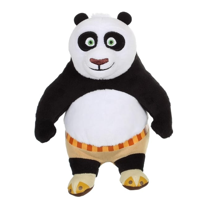 soldes intermarch hiver 2018 peluche kung fu panda 18 cm 3 89. Black Bedroom Furniture Sets. Home Design Ideas