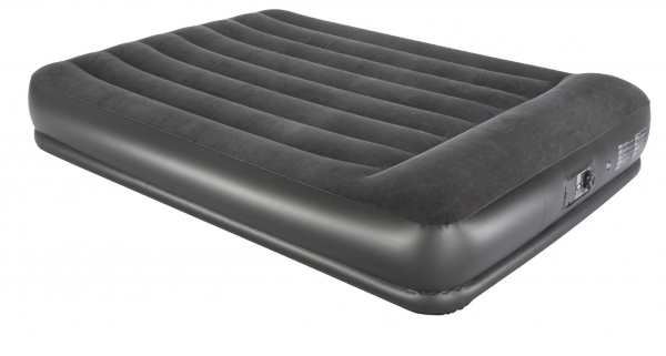 carrefour matelas gonflable lectrique 2 places 25. Black Bedroom Furniture Sets. Home Design Ideas