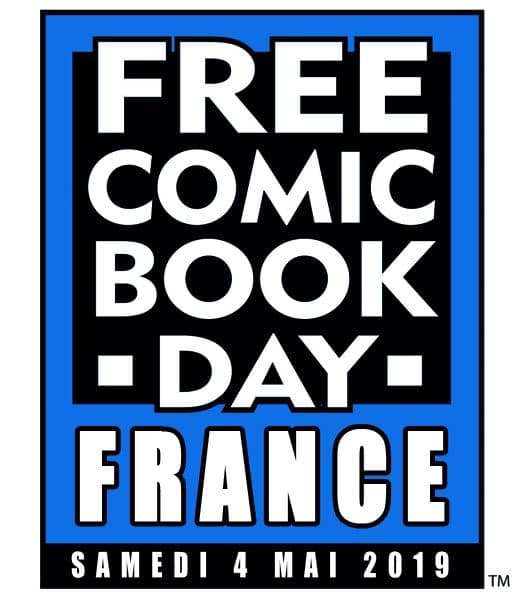 Free Comic Book Day France 2019