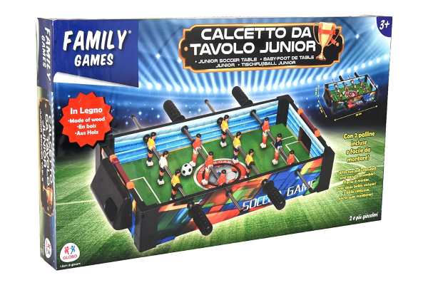 Baby-foot sur table Family Games pas cher à 9,60 € sur Amazon