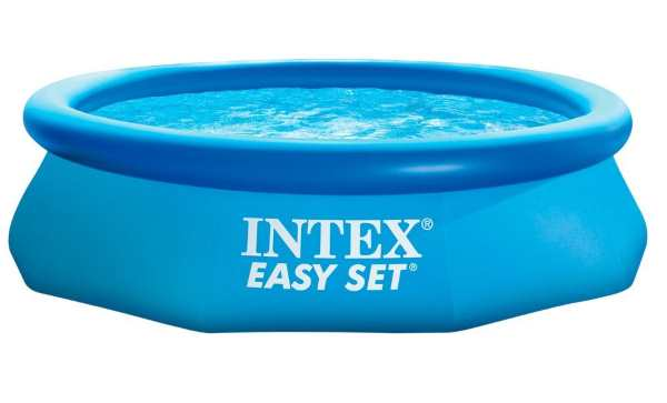 Piscine Intex Easy 3,05 x 0,76 m autostable à 39,01 € sur Amazon