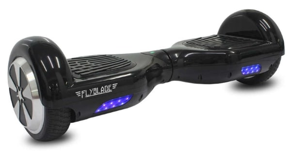 Hoverboard Flyblade FB01-S moins cher chez Conforama
